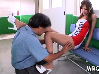 Amazing nipponese Karen..