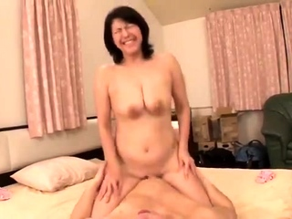 Japanese hairy and creamy..