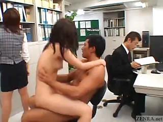 Japanese hang on fucks in..