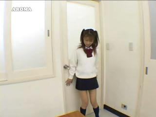 Schoolgirl Asian Humping The..