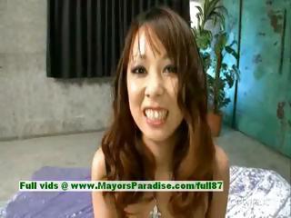 Asuka innocent lovely asian..
